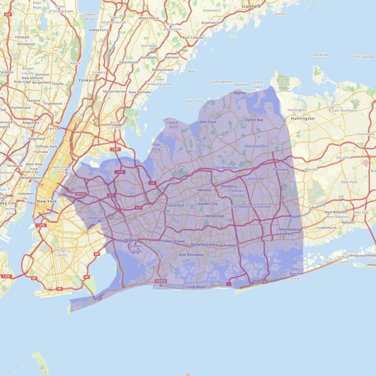 Mobile County Zip Code Map.Adopt A Zip Code Queens
